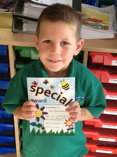 Pupil of the Week - Friday 9th October