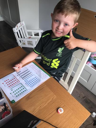 Max working hard with big numbers