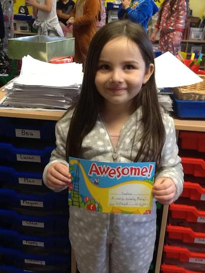 Pupil of the Week - 11th December
