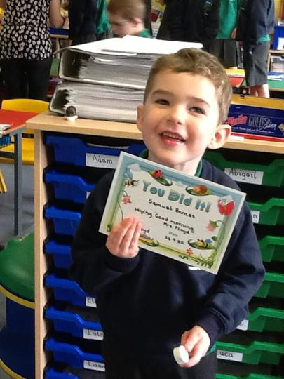 Pupil of the Week - Friday 24th September