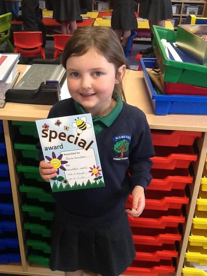 Pupil of the Week - Friday 11th September