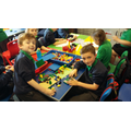 Designing Lego Anderson shelters
