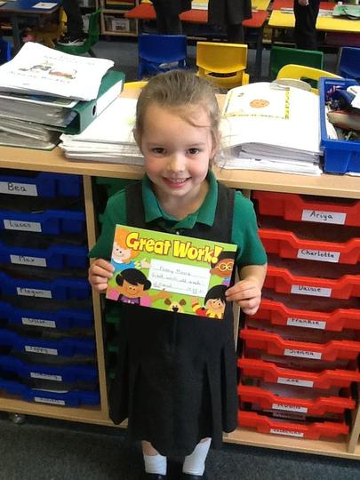 Pupil of the Week - 19th March