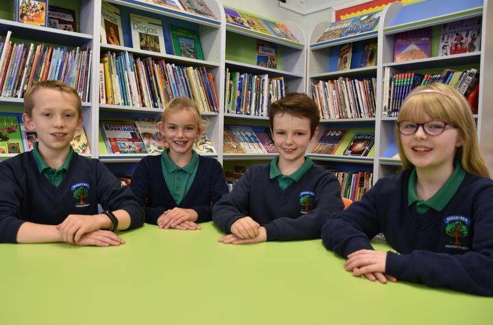 P6 School Council Members