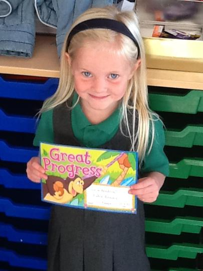 Pupil of the Week - Friday 25th September