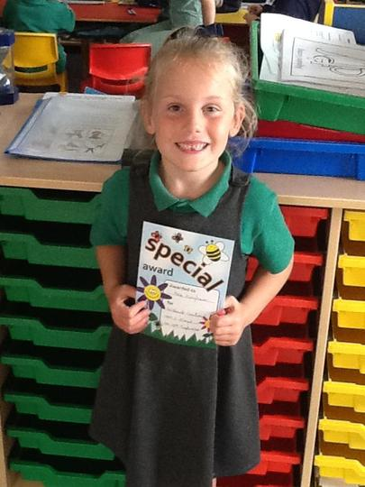 Pupil of the Week - Friday 18th September