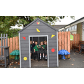 Years 1 and 2 Playground