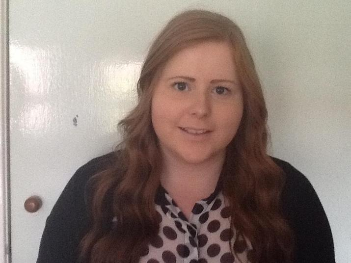 Miss Hannah Gilroy. School Business Manager