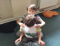 Peer massage