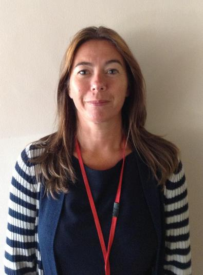 Mrs Laura Baggett. Headteacher