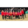 Y5 winners - Hoops for Health