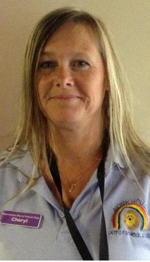 Cheryl Noble. OOSC Coordinator