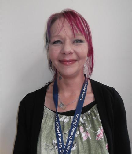 Lunchtime Supervisor: Mrs Kirsty Holden