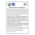 Creative Earth Competition
