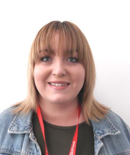Lunchtime Supervisor: Mrs Lindsey Gilchrist