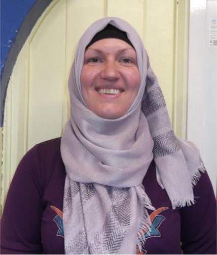 Mrs Gerda Sellami