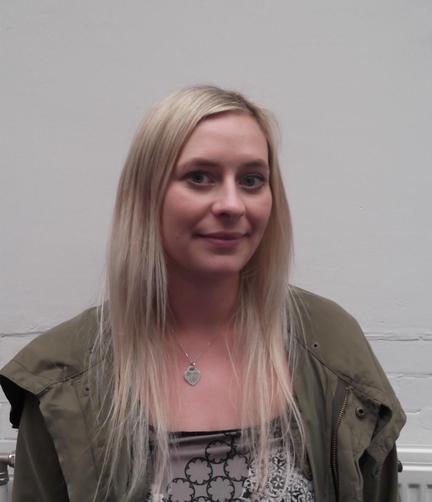 Lunchtime Supervisor: Miss Alexandra Parker