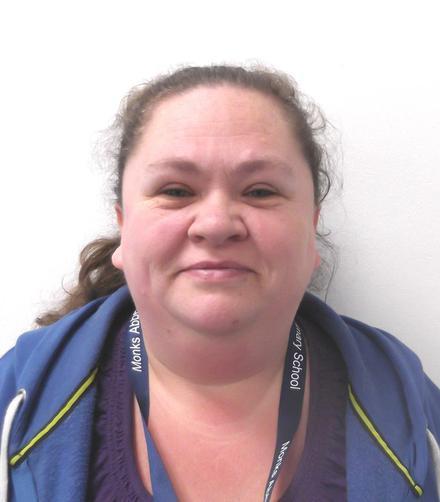 Lunchtime Supervisor: Mrs Sarah Little