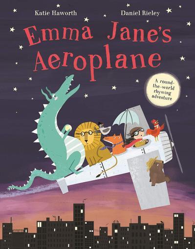 Emma Jane's Aeroplane by Katie Haworth