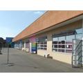 KS2 Classroom Entrances