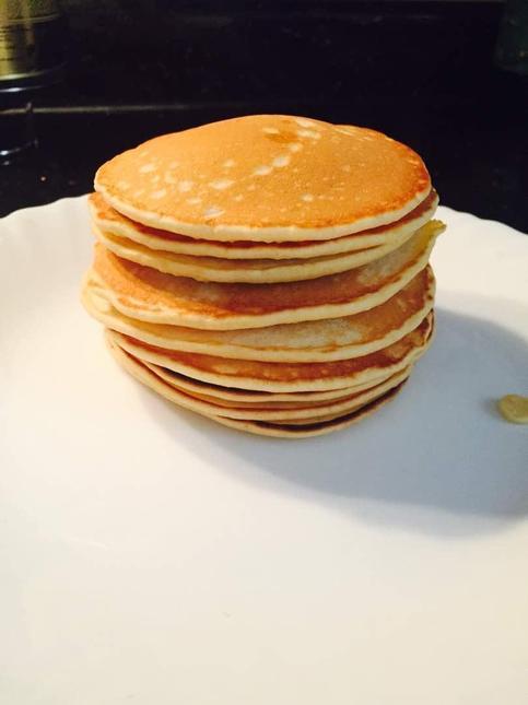 Jabir's pancakes!