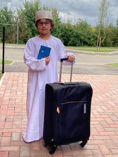 I'd go to Dubai!