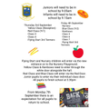 September 2020 Back to School Dates