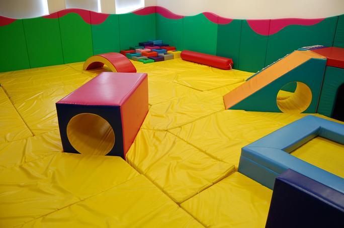 A Soft Play Room