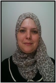 Sanaa Ambar - SEN support staff