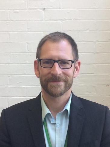 Deputy Safeguarding Lead - Damien Parrott