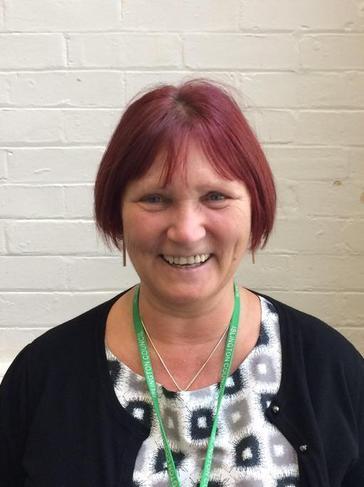 Deputy Safeguarding Lead - Sue Edmead
