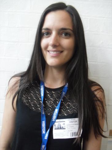 Sophie Eleftheriou - Class Teacher