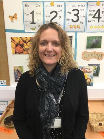 Penny James - Class Teacher