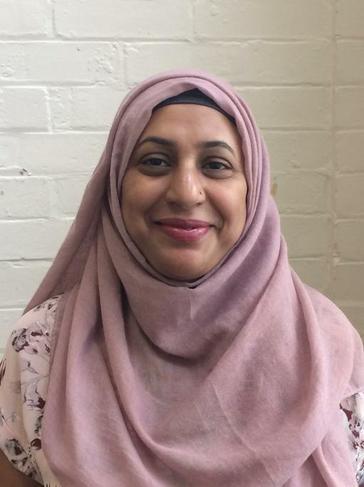 Zohra Hussein - Attendance Officer