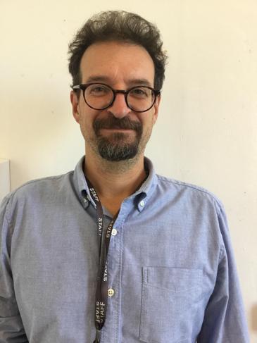 Simon Joseph - Support Teacher