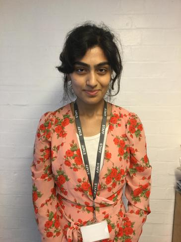 Zarmala Naeem - SEN support staff