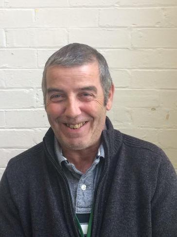 Gary Atkinson - Premises Manager