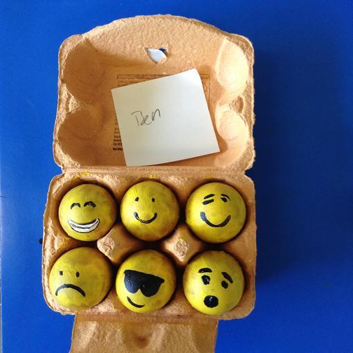 Ben's emojis.