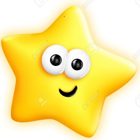 Star 3 - Brilliant Rain Shaker