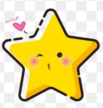 Star 4 - for practising your ticks and flicks in school