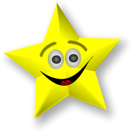 Star 1 for working hard at home