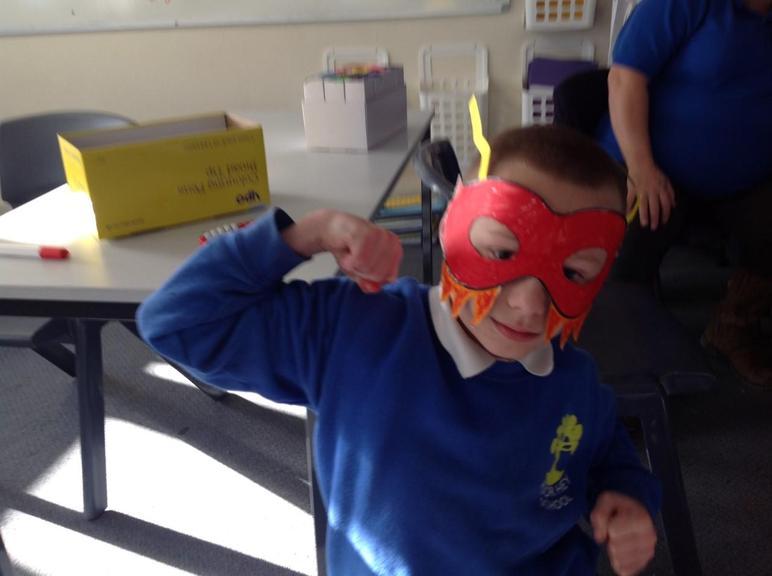 Superhero Flash