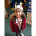 Year 2 had a fantastic time making Pudsey ears!