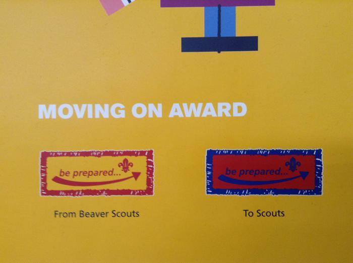 Moving on Awards