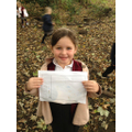 We have made maps of the school grounds to help us