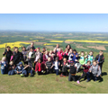 What a day year 3 have had, Look at that view!