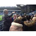 We had an amazingly informative tour of the ground