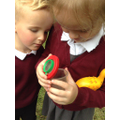 Year 1 loved Forest schools this morning.