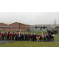 We all had a super day at RAF Cosford!