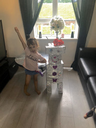 Chantae and Myla have made this robot.  Well done.